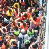 Mittelmeer ist riskanteste Fluchtroute