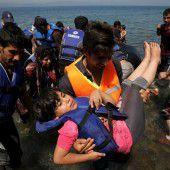 500 Bootsflüchtlinge gerettet