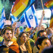 Demos gegen Hassverbrechen