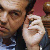 Tsipras verliert mit dem Hilfspaket