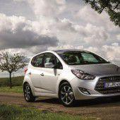 Hyundai verpasst dem ix20 ein Facelift