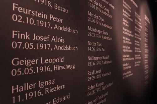 Unterstützt wurde die Ausstellung durch die privaten Leihgaben des Sammlers Peter Tschernegg.
