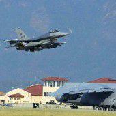 Türkei dementierte US-Luftschläge