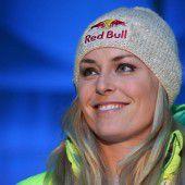 Knöchelbruch bei Ski-Ass Lindsey Vonn