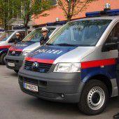 Polizeiautos in  fünf Jahren um 1000 Einsatzfahrzeuge reduziert
