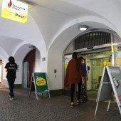 Post AG hält an Schließung fest