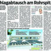 Ausbau am Rohrspitz – es reicht!