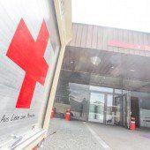 Das Rote Kreuz hilft in Wien