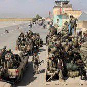 Taliban vorerst nicht zu stoppen