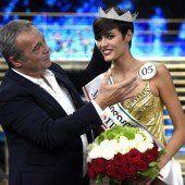 Neue Miss Italia sorgt mit Sager für Empörung