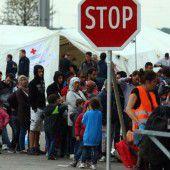 Grenzkontrollen auch in Österreich