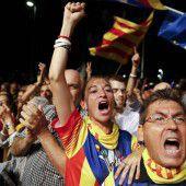 Katalonien: Absolute der Separatisten unklar