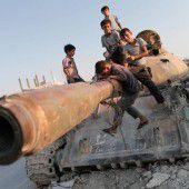 Immer weniger Zufluchtsgebiete vor dem Krieg für Menschen aus Syrien