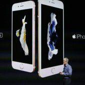 Apple präsentiert neue iPhones und will im TV-Geschäft mitmischen