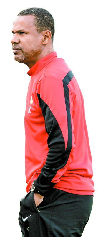 Auch Austria-Trainer Lassaad Chabbi ist derzeit ratlos.