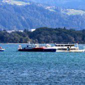 Schiffshavarie vor Lindau
