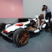 Honda mit junger Modellpalette