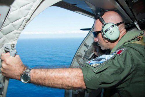 Bislang wird vor der Küste Westaustraliens gesucht.