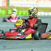 Christoph Hold ist neuer Trophy-Kart-Champion