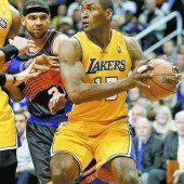Metta World Peace ist zurück bei den Lakers