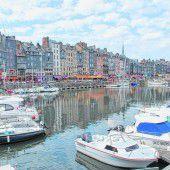 Honfleur: Ein Juwel in der Normandie