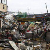 9000 Menschen nach Erdbeben ohne Obdach