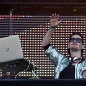 DJ Robin Schulz hatte keinen Plan B