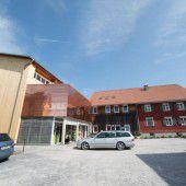 Neuer Dorfplatz in Riefensberg