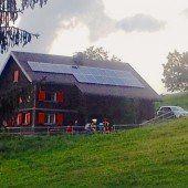 Pfadfinder verschieben Hütten-Neubau in Furx