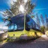 20 Elektrobusse bis 2020 geplant