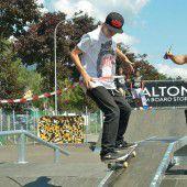 Nenzing: Neues Eldorado für Skater eröffnet