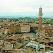 Charmante Stadt mit mittelalterlichem Flair