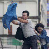 Tausende wegen Sturm in Taiwan evakuiert
