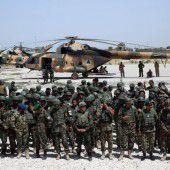 Afghanistan bläst zum Sturm auf die Taliban
