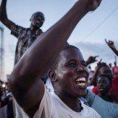 Putsch in Burkina beendet