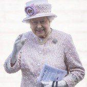 Gedenkmünze für Queen