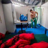 200 freie Asylplätze im Land