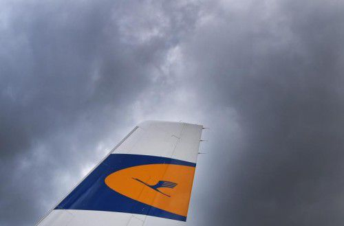 Die zwölf bisherigen Streikrunden haben Lufthansa mehr als 300 Mill. Euro gekostet.