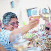 Köstliches Essen und tolle Weine auf Zypern