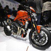Ducati mit Modelloffensive