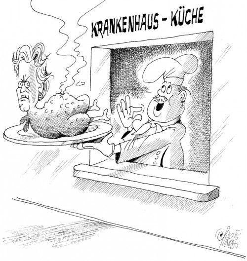 """Echtes rumänisches Hennele """"Fleisch"""""""