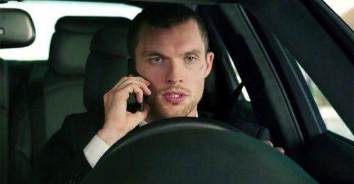 Ed Skrein übernimmt im vierten Transporter-Teil die Rolle des knallharten Transporters.