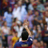 Barcelona geht volles Risiko