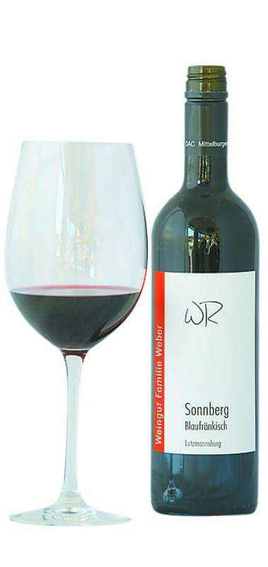 Ein köstlicher Rotwein zur Lammkrone.