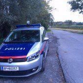 Großeinsatz der Polizei und Zugunterbrechung