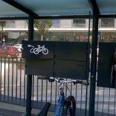 E-Bikes können in Feldkirch Strom tanken