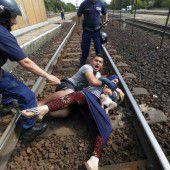 Die Flüchtlingskrise entzweit Europäer