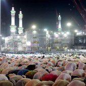 Unglück überschattet Pilgerfahrt nach Mekka