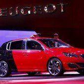 Neuer 308 GTi ist scharf wie Chili