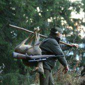 Bluttest bei Jägern